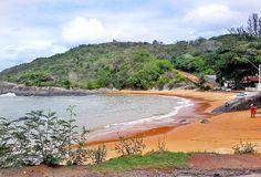 Praia dos adventistas , Setiba ,Guarapari ,ES Brasil