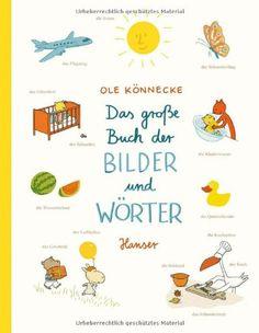 Das große Buch der Bilder und Wörter: Amazon.de: Ole Könnecke: Bücher
