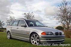 2001 BMW 3 Series 2001 BMW 325iT E46 Touring Wagon Manual