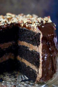 dark chocolate mayonnaise cake is perfect for birthdays, special occasions, or whenever you want a really good chocolate cake! From restlesschipotle.com