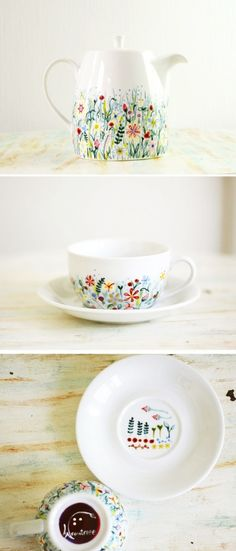 60 Ceramic Painting Ideas You Should Try This Year Pottery Painting . 60 ideas for ceramic painting that you should try this year Pottery Painting I Ceramic Cafe, Ceramic Plates, Ceramic Pottery, Pottery Art, Pottery Mugs, Ceramic Decor, Pottery Painting Designs, Pottery Designs, Paint Designs