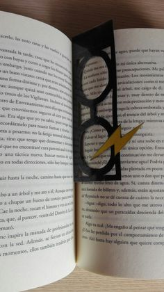 DIY Punto de libro/marcapaginas Harry Potter #DIY #marcapaginas #HarryPotter