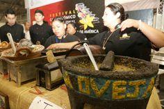2do. Festival Gastronómico Internacional en Veracruz