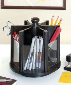 Rotating Desktop Organizers