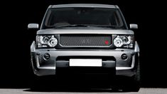 The RS (Discovery) for Land Rover Discovery 2009 - 2013 by Project Kahn, including Pair of Vented Front Air Dams and Pair of Vented Rear Air Dams Land Rover Discovery 2015, 2015 Honda Fit, Kahn Design, New Land Rover, Bmw Alpina, Performance Engines, Jaguar Land Rover, Audi Rs, City Car