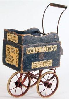 carrettino gelati