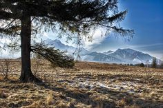 High Tatras by Milan Cernak High Tatras, Big Country, Lonely Planet, Hdr, Milan, Mountains, Winter, Nature, Travel