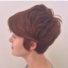 "731 Likes, 13 Comments - Short Hair   Pixie Cut Boston (@nothingbutpixies) on Instagram: ""@shainajonesatpr """