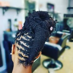Hair Styles – Hair Care Tips and Tricks Updo Styles, Curly Hair Styles, Natural Hair Styles, Locs Styles, Dreads Styles For Women, Dreadlock Hairstyles, African Hairstyles, Braided Hairstyles, Hair Dos