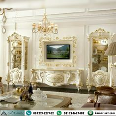 Luxury Rooms, Luxury Home Decor, Luxury Living, Living Room Display Cabinet, Tv Stand Luxury, Living Room Tv, Living Room Designs, Furniture, Lathe