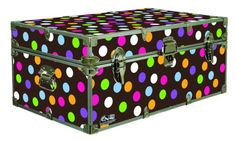 Customize your space and optimize your storage with our selection of designer summer camp trunks!