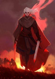 'Bloody Falka' by Patrycja Wójcik : armoredwomen