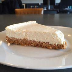 Eiwitrijke cheesecake