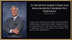 """""""Los 21 #Secretos Sobre Como los Millonarios Crearon sus Fortunas""""  21 secretos que, de seguir al pie de la letra, cualquier persona podría llegar a ser exitosa y millonaria.  Leer articulo."""