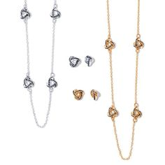 Final Price - Chic Chain Set  2 Colors