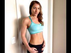 LOW IMPACT HIIT | 700 Calorie Burn Home Workout - Christine Salus