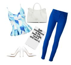 """""""Cool for the Summer """" by aegreen23 on Polyvore"""