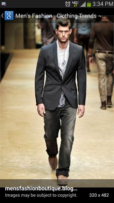 Love the layering at top matched with the dirty wash jeans.