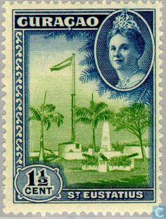 Timbres-poste - Curaçao [CUW] - Îles