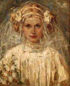 rob graafland, bruidje, 1939