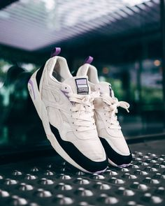 Sneakerfreaker x Puma R698 'Geography Teacher' Puma Sneakers Shoes, Pumas Shoes, Men's Shoes, Sports Trainers, Men Wear, Reebok, Geography, Casual Chic, Kicks, Slippers, Shoe, Moda Masculina, Casual Dressy, Man Shoes, Male Shoes, Menswear, Men Clothes