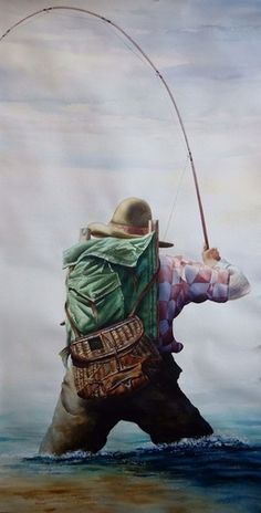 Nelson Boren Watercolor