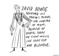 sparkitors: On SparkLife today, says a beautiful goodbye to David Bowie. David Bowie Art, David Bowie Quotes, David Bowie Tattoo, The Thin White Duke, Major Tom, Iggy Pop, Ziggy Stardust, David Jones, Music Is Life