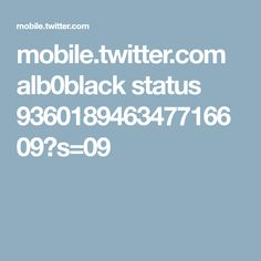 mobile.twitter.com alb0black status 936018946347716609?s=09
