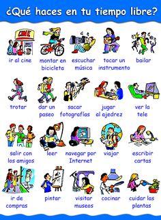 ocio y tiempo libre español - Buscar con Google