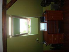 Okno dachowe, dotychczasowy kolor.
