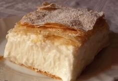 Hungarian Recipes, Hungarian Food, Sweet And Salty, Sweet Life, Cornbread, Tapas, Banana Bread, Cheesecake, Muffin