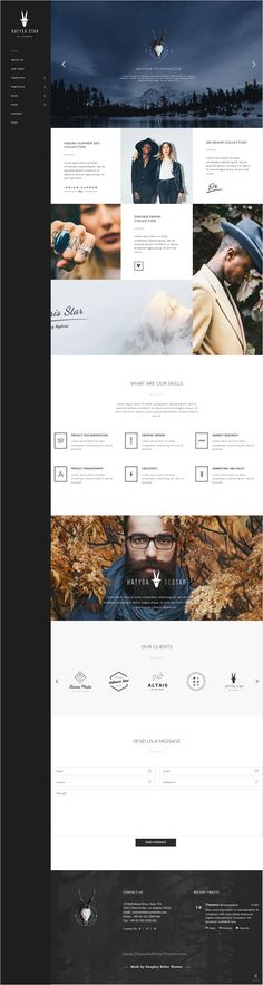 Hydrus is a clean and trendy Responsive Multipurpose #WordPress #Theme for amazing #website with 33+ unique homepage layouts download now➩ https://themeforest.net/item/hydrus-responsive-multipurpose-wordpress-theme/17075427?ref=Datasata