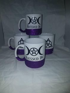 Check out this item in my Etsy shop https://www.etsy.com/uk/listing/568301562/glitter-mugs-coffee-mugs-pentagram