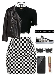 """""""Dec/31/17"""" by codeineweeknds ❤ liked on Polyvore featuring Alexander Wang, H&M, Gucci and Too Faced Cosmetics"""