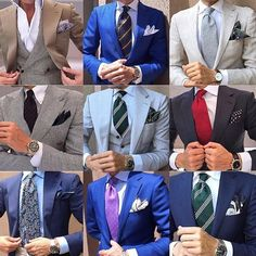 Bespoken Gents — Which One Would You Wear? Cc:@danielre  •...