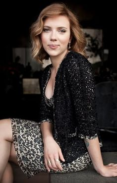 Scarlett Johansson ♥ can I please, please, please be her for only a day?