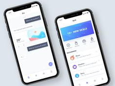 iPhone X layout for Sia designed by Forv. Connect with them on Dribbble; Mobile Web Design, App Ui Design, User Interface Design, Flat Design, Design Design, Design Thinking, Motion Design, Iphone Ui, Mobile App Ui