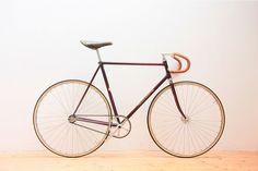 Maurice Woodrup track bike by kevin sayles cycle frames @ Woodrup, via Flickr