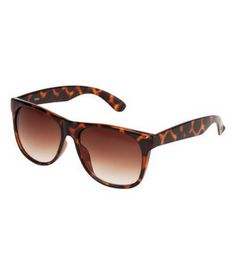 H Brown Melange Sunglasses $7.95