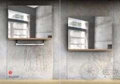 Lift Up   Storage System Concept on Behance