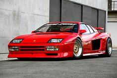 Ferrari Testarossa Koenig Specials