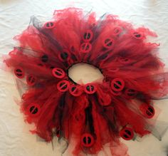 Deadpool Tutu for Marvel Enthusiasts all by UntullesualDesigns, $30.00