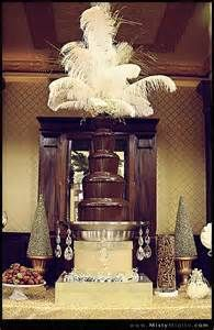ideas for chocolate fountain gatsby ideas - Bing Images