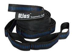 I just saw this and had to have it Eagles Nest Outfitters – Atlas Hammock Suspension System you can {read more about it here http://bridgerguide.com/eagles-nest-outfitters-atlas-hammock-suspension-system/