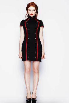 Hell Bunny Dresses - Marlene Dress - www.jackoflondon.co.uk