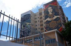 D*FACE y OBEY Proyecto MAUS/ Soho Málaga. #StreetArt #ArteUrbano #Art #Arte #Arterecord https://twitter.com/arterecord