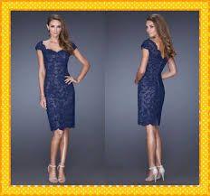 Resultado de imagen para diseños de vestido elegantes cortos