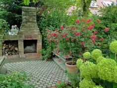 Luxury Sichtschutz durch Bepflanzung Vorgarten in M nchen Pullach
