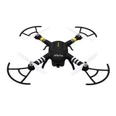 Veho Muvi Drone UAV Quadcopter with 1080p HD built in camera Satellite Navigation and Live view APP *** You can find more details by visiting the image link. Note: It's an affiliate link to Amazon