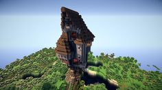 minecraft | Minecraft House HD Wallpaper Backgronds | Wallpicshd